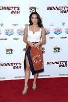 """LOS ANGELES - AUG 13:  Kaleina Cordova at the """"Bennett's War"""" Los Angeles Premiere at the Warner Brothers Studios on August 13, 2019 in Burbank, CA"""