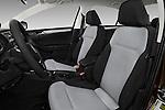 Front seat view of 2017 Volkswagen Jetta S 4 Door Sedan Front Seat  car photos