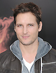 Peter Facinelli attends the Lionsgate World Premiere of The hunger Games held at The Nokia Theater Live in Los Angeles, California on March 12,2012                                                                               © 2012 DVS / Hollywood Press Agency