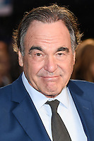 "Oliver Stone<br /> at the London Film Festival 2016 premiere of ""Snowden"" at the Odeon Leicester Square, London.<br /> <br /> <br /> ©Ash Knotek  D3181  15/10/2016"