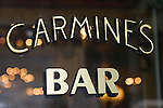 Carmine's, Italian Bar & Restaurant, New York, New York