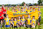 Beaufort athletes who competed  at the Kerry County Community Games finals in Castleisland on Saturday