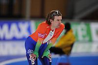 SCHAATSEN: BERLIJN: Sportforum, 06-12-2013, Essent ISU World Cup, 1500m Men Division A, Mark Tuitert (NED), ©foto Martin de Jong
