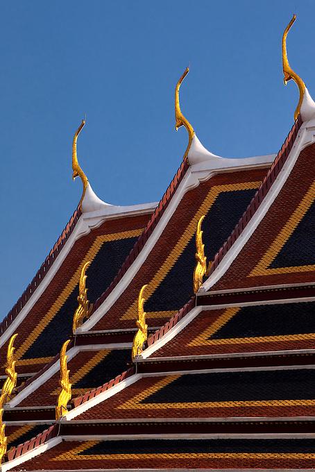 Bangkok's Grand Palace (Phra Borom Maha Ratcha Wang)