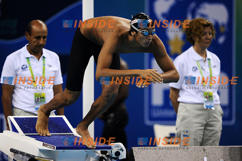 Iacovos HADJICONSTANTINOU Cyprus.Women's 100m Butterfly - Swimming / Nuoto.Shanghai 24/7/2011 .14th FINA World Championships.Foto Andrea Staccioli Insidefoto