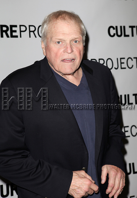 Brian Dennehy attending the after Party for 10th Anniversary Production of 'The Exonerated' at the Culture Project in New York City on 9/19/2012.