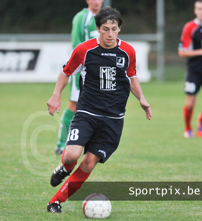 VK Avelgem : Nicolas Balcaen.foto VDB / BART VANDENBROUCKE