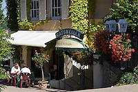 Germany, Baden-Wuerttemberg, Markgraefler Land, Badenweiler, pub Ratskeller
