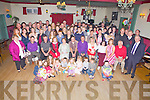 Enjoying her 80th birthday was Nora Browne from Knocknagoshal pictured here celebrating with many family and friends last Friday night in The Railway Bar, Abbeyfeale.