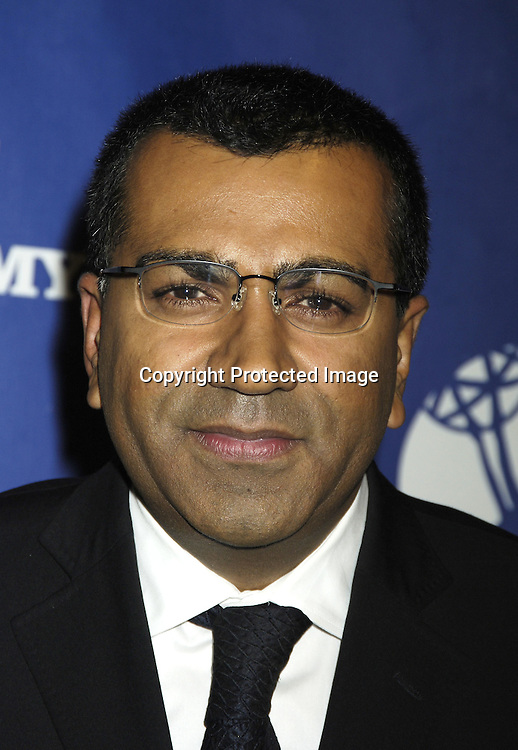 Martin Bashir ..at The National Television Academy Dinner Honoring Robert Iger on October 20, 2005 at The Marriott Marquis Hotel. ..Photo by Robin Platzer, Twin Images