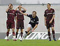 13/09/2008  Copyright Pic: James Stewart.File Name : sct_jspa09_falkirk_v_hearts.SCOTT ARFIELD CELEBRATES AFTER HE SCORES FALKIRK'S SECOND.James Stewart Photo Agency 19 Carronlea Drive, Falkirk. FK2 8DN      Vat Reg No. 607 6932 25.James Stewart Photo Agency 19 Carronlea Drive, Falkirk. FK2 8DN      Vat Reg No. 607 6932 25.Studio      : +44 (0)1324 611191 .Mobile      : +44 (0)7721 416997.E-mail  :  jim@jspa.co.uk.If you require further information then contact Jim Stewart on any of the numbers above........