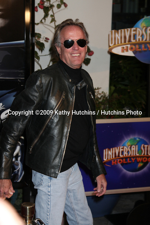Peter Fonda arriving at the Fast & Furious Premiere at  the Universal Ampitheater  in Los Angeles , CA on  March 12, 2009 .©2009 Kathy Hutchins / Hutchins Photo...                .
