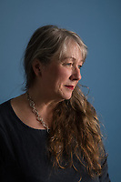 "Helen Walmsley-Johnson photographed at the Guardian Studios. Helen is the author of two books. The latest is ""Look What You Made Me Do"" about the domestic abuse at ther hands of her first husband. Her first book was ""Invisable Woman"" about being a middle aged woman in today's society."