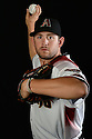 Arizona Diamondbacks Dominic Leone (54) during photo day on February 28, 2016 in Scottsdale, AZ.