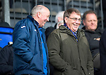 St Johnstone v Rangers....05.04.11 .St Johnstone Chairman Geoff Brown.Picture by Graeme Hart..Copyright Perthshire Picture Agency.Tel: 01738 623350  Mobile: 07990 594431