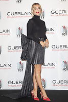 Spanish actress Blanca Suarez promotes the new Guerlain RougeG by Blana Suarez lips stick inspired in a wave and called 'nami' (wave in Japanese) at Santo Mauro Hotel in Madrid on October 9, 2019. Credit:  Action Press/MediaPunch ***FOR USA ONLY***