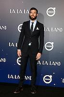 "Austin Stowell<br /> at the ""La La Land"" World Premiere, Village Theater, Westwood, CA 12-06-16<br /> David Edwards/DailyCeleb.com 818-249-4998"