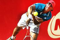 BARRANQUILLA  -COLOMBIA, 7-09-2016. Gregorio Cordonnier  durante el Claro Open Tenis de Barranquilla ./ Gregorio Cordonnier during the course Open Tennis Barranquilla  . Photo:VizzorImage / Alfonso Cervantes  / Contribuidor