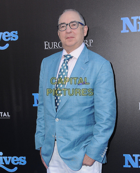 01 August 2016 - Hollywood, California. Barry Sonnenfeld. World premiere of &quot;Nine Lives&quot; held at the TCL Chinese Theatre. <br /> CAP/ADM/BT<br /> &copy;BT/ADM/Capital Pictures
