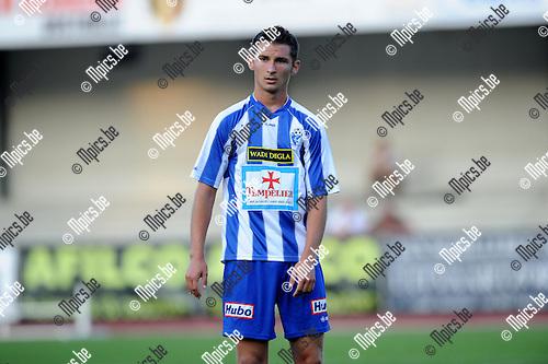 2012-09-04 / Voetbal / seizoen 2012-2013 / KV Turnhout / Dylan Carton..Foto: Mpics.be