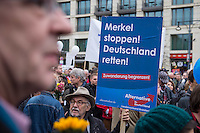 2015/11/07 Berlin | Politik | AfD-Demonstration