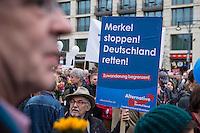 2015/11/07 Berlin | Politik | AfD-Demonstration