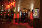 Rage Nightclub on Santa Moinca Boulevard in West Hollywood, CA