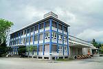 Post Logistik Zentrum in Schaan, Liechtenstein.©Paul Trummer, Mauren / FL.www.travel-lightart.com..