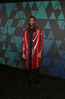 LOS ANGELES - NOV 18:  Chadwick Boseman at the 10th Annual Governors Awards at the Ray Dolby Ballroom on November 18, 2018 in Los Angeles, CA