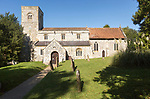 Church of Saint Michael and All Angels, Figheldean, Wiltshire, England, UK