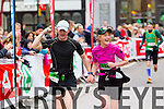 Les Galvin, 118 who took part in the 2015 Kerry's Eye Tralee International Marathon Tralee on Sunday.