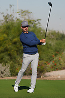 Mikko Korhonen (FIN) on the 2nd during the Pro-Am of the Commercial Bank Qatar Masters 2020 at the Education City Golf Club, Doha, Qatar . 04/03/2020<br /> Picture: Golffile   Thos Caffrey<br /> <br /> <br /> All photo usage must carry mandatory copyright credit (© Golffile   Thos Caffrey)