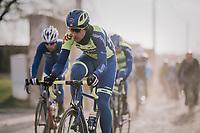 Julien Stassen (BEL/WB Aqua Protect-Veranclassic)<br /> <br /> 50th GP Samyn 2018<br /> Quaregnon &gt; Dour: 200km (BELGIUM)