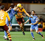 Louis Moult and Andy Considine