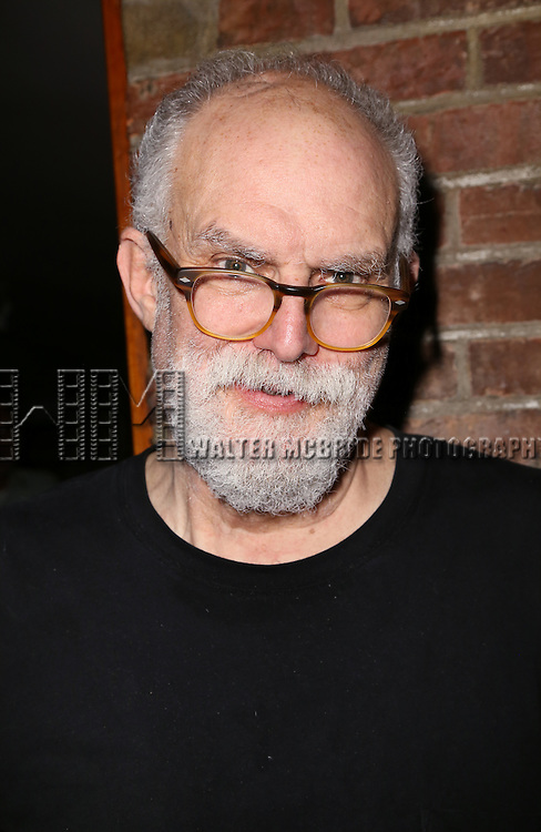 William Finn attends the After Party for the One Night Only 10th Anniversary Concert of 'The 25th Annual Putnam County Spelling Bee' at Town Hall on July 6, 2015 in New York City.