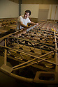 13/03/16 <br /> <br /> Kristen Dodds learns how to built wings for vintage aircraft.<br /> <br /> <br /> .National Apprenticeship Week: Could this be the best apprenticeship in the UK?<br /> <br /> Full story here:<br /> http://www.fstoppress.com/articles/apprentice_pilot/<br /> <br /> .FOR as long as he can remember Kristen Dodds has dreamed of becoming a pilot and now, thanks to &ldquo;the best apprenticeship ever&rdquo;, he is well on the way to making his dream come true.<br /> <br /> But it&rsquo;s an apprenticeship with a difference, as he is learning the trade in a 70-year-old Tiger Moth biplane.<br /> <br /> And, at the end of his three-year apprenticeship, Kristen will be a fully qualified commercial pilot.<br /> <br /> What&rsquo;s more, the 20-year-old bagged himself the unique opportunity purely by chance.<br /> <br /> (National Apprenticeship Week runs from Monday, March 14 until Friday, 18.)<br /> All Rights Reserved: F Stop Press Ltd. +44(0)1335 418365   +44 (0)7765 242650 www.fstoppress.com