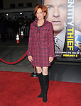 Swoozie Kurtz at The Universal Pictures' World Premiere of Identity Thief held at The Mann VillageTheater in Westwood, California on February 04,2013                                                                   Copyright 2013 Hollywood Press Agency