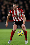 Jack O'Connell of Sheffield United during the Premier League match at Bramall Lane, Sheffield. Picture date: 10th January 2020. Picture credit should read: James Wilson/Sportimage