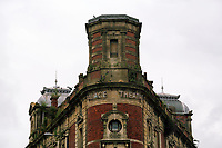 Pictured: Exterior view of The Palace Theatre. Sunday 16 July 2017<br />