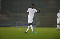 Wesley Fongucj Of England C and Barnet FC during England C vs Estonia Under-23, International Friendly Match Football at The Breyer Group Stadium on 10th October 2018