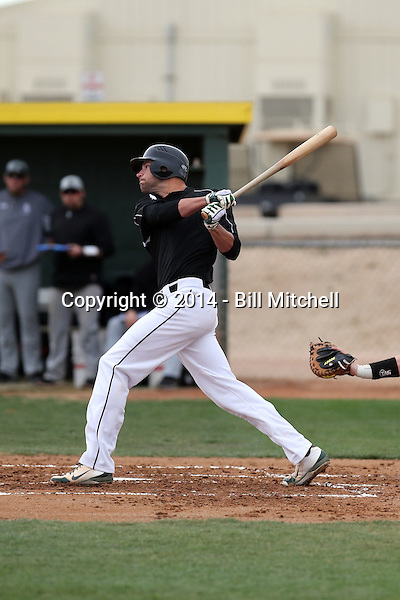 Cody Farrell - 2014 Central Arizona College Vaqueros (Bill Mitchell)
