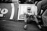 Mark McConnel (CAN) post-race<br /> <br /> Superprestige Francorchamps 2014
