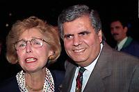 FILE - Sheila Finestone et Alfonso Gagliano dans les annees 90  (date inconnue)<br /> <br /> <br /> PHOTO  :  Agence Quebec Presse