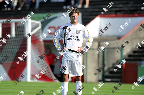 2012-09-16 / Voetbal / seizoen 2012-2013 / KFC Oosterzonen / Maico Gerritsen..Foto: Mpics.be