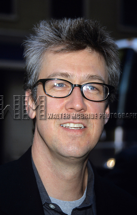 """Alan Rick of """"Spin City"""" attends the announcement of the new ABC Lineup in New York City on May 16th, 2000."""