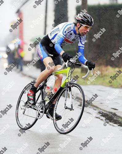 2011-02-26 / Wielrennen / seizoen 2011 / Bram Rombouts..Foto: Mpics
