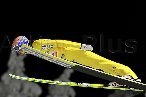 26.11.2010 Ski jumping FIS World Cup Nordic Opening Finland Kuusamo. Picture shows Andreas Kofler AUT