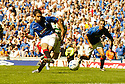 20/08/2005         Copyright Pic : James Stewart.File Name : jspa05 rangers v celtic.NACHO NOVO SCORES RANGERS' THIRD FROM THE PENALTY SPOT.....Payments to :.James Stewart Photo Agency 19 Carronlea Drive, Falkirk. FK2 8DN      Vat Reg No. 607 6932 25.Office     : +44 (0)1324 570906     .Mobile   : +44 (0)7721 416997.Fax         : +44 (0)1324 570906.E-mail  :  jim@jspa.co.uk.If you require further information then contact Jim Stewart on any of the numbers above.........