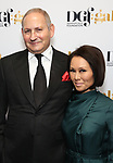 John Demsey and wife Alina Cho attends the cocktail party for the Dramatists Guild Foundation 2018 dgf: gala at the Manhattan Center Ballroom on November 12, 2018 in New York City.