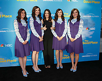 """LOS ANGELES - JUN 7:  D'Arcy Carden, The Janets at the NBC's """"The Good Place"""" FYC Event at the Television Academy on June 7, 2019 in North Hollywood, CA"""